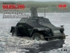 ICM 48193 1/48 Sd.Kfz.260, German Radio Communication Vehicle