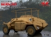 ICM 48194  1/48  Sd.Kfz.261, German Radio Communication Vehicle