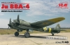 ICM 48237  1/48  Ju 88A-4, WWII Axis Bomber