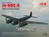 ICM 48238 1/48 Ju 88С-6, WWII German Heavy Fighter