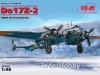 ICM 48246  1/48 Do 17Z-2, WWII Finnish Bomber