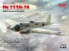 ICM 48263 1/48 He 111H-16, WWII German Bomber