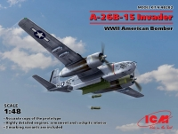 ICM 48282 1/48 A-26B-15 Invader, WWII American Bomber