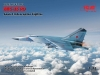 ICM 72177 1/72 MiG-25 PD, Soviet Interceptor Fighter