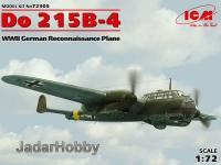 ICM 72305  1/72  Do 215B-4, WWII Reconnaissance Plane