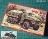 ICM 72711 1/72 URAL-375S Army Truck