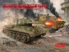 ICM DS3506 1/35 Battle of Berlin (April 1945) (T-34-85 vs King Tiger)