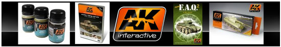 AK INTERACTIVE in JadarHobby Shop