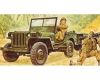 Italeri 0314 - Willys MB Jeep (1/35)