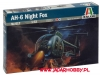 Italeri 0017 - AH-6 Night Fox (1/72)