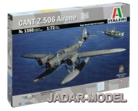 Italeri 1360 1/72 CANT Z 506 Airone