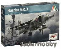 Italeri 1401 1/72 Harrier GR. 3
