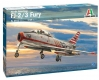 Italeri 2811 1/48 North American FJ-2/3 Fury