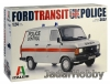 Italeri 3657 1/24 Ford Transit UK Police