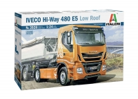 Italeri 3928 1/24 Iveco H-Way 480 E5 (Low Roof)