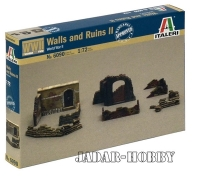 Italeri 6090 1/72 Walls and Ruins II