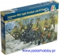Italeri 6164 1/72 Japanese M92 Light Howitzer and AT Team