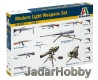 Italeri 6421 1/35 MODERN LIGHT WEAPON SET