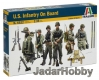 Italeri 6522 1/35 U.S. Infantry on board