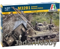 Italeri 6547 1/35 M32B1 Armored Recovery Vehicle