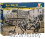 Italeri 6549 1/35 Steyr RSO/01 with German Soldiers