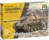 Italeri 6564 1/35 Sd.Kfz.173 Jagdpanther with winter crew