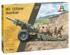 Italeri 6581 1/35 M1 155mm Howitzer with Crew