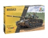 Italeri 6582 1/35 M60A3 Medium Battle Tank