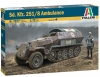 Italeri 7077 1/72 Sd.Kfz. 251/8 AMBULANCE