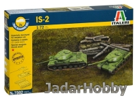 Italeri 7502 1/72 IS-2 - FAST ASSEMBLY