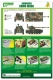 J's Work PPA5167 Airbrush CAMO-MASK for 1/35 AMX13/75 Camouflage Scheme 1