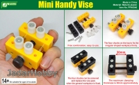 J's Work PPA6046 Mini Handy Vise