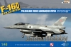 Kinetic K48010 1/48 Polish AF F-16D Block 52+ Viper