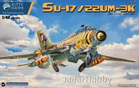 "Kitty Hawk KH80147 1/48 Sukhoi Su-17/22UM-3K ""Fitter-G"""