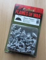 Flames of War BR743 8th Army Motor Platoon (blister) (Komis/Second Hand)