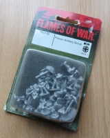 Flames of War FSO102 Finnish Artillery Group (blister) (Komis/Second Hand)