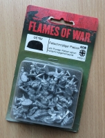 Flames of War GE762 Fallschirmjager Platoon (blister) (Komis/Second Hand)