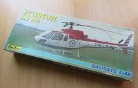 Heller 80476 1/48 Ecureuil AS 350 (Komis/Second Hand)