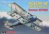 Maquette MQ-7222 1/72 Vickers 66 Vimy Commercial (Vernon Mk.I) (Komis/Second Hand)