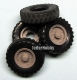 Mirror Models 35015 Wheel Set for CMP and British Trucks