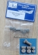 Pavla Models U72-128 1/72 DH. 100 Vampire MK 6Wheels + jet pipe (Amodel) (Komis/Second Hand)