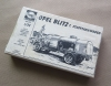 Planet Models MV018 1/72 Opel Blitz T. Stofftankwagen (Komis/Second Hand)
