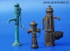 Plus Model 054 1/35 Water Pumps