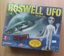 Lindberg 91005 1/48 Roswell UFO with crew