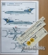 LPS Hobby LPS 144-22# 1/144 Lufthansa Boeing 727-200