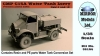 Mirror Models 35104* 1/35 CMP C15A Water Tank Lorry (plastic kit + conv.)