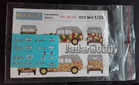 MAAL7 35-001 1/35 Kfz MIX Vol.1