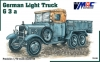 MAC 72135 - 1/72 German Light Truck G 3 a