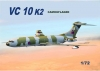 Mach2 GP106 1/72 Vickers VC10 K2 Camouflaged