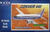 "Mach 2 GP056 1/72 CONVAIR 440 "" Eastern"""